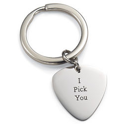 I Pick You Key Ring