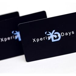 35 Xperience Days Dollars Certificate