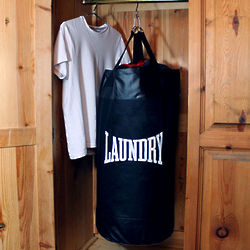 Punching Bag Laundry Bag
