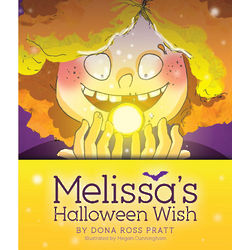 Melissa's Halloween Wish Children's Book