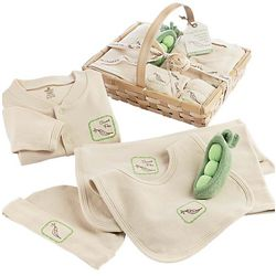 Sweet Pea Organic Layette Set