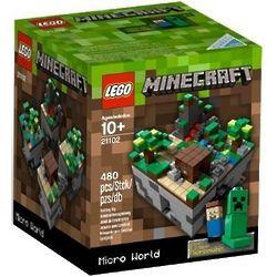 LEGO Minecraft Set