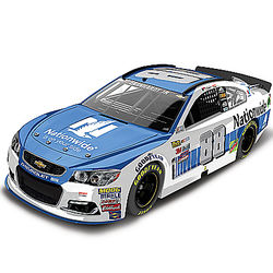 Dale Earnhardt Jr. NASCAR No. 88 2017 Diecast Car