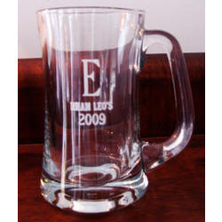 Personalized Scandinavia Beer Mug