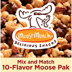Celebrate-Your-Way Moose Munch® Snack - 10 Bags