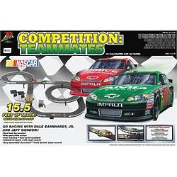NASCAR CompetitionTeammates Toy Race Track