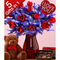 Ultimate Hugs and Kisses Bouquet