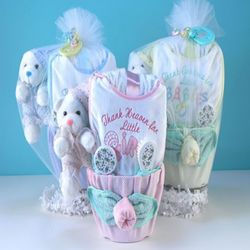 Thank Heaven for Little Babies Gift Set