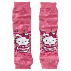 Baby's Hello Kitty Dandy Dots Leg Warmers