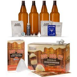 Mr. Root Beer Home Brewing Kit