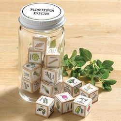 Recipe Ingredients Dice
