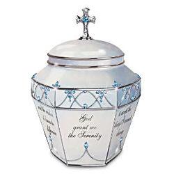 Serenity Prayer Music Box