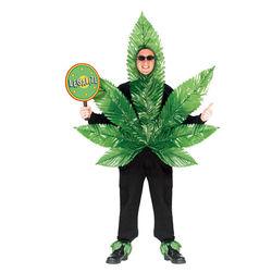 Ganja Mon Costume