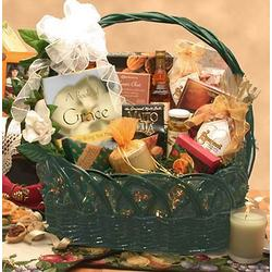 A Gift of Grace Book and Gift Basket