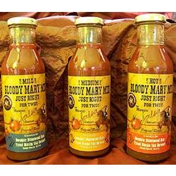 Spicy Bloody Mary Mixes