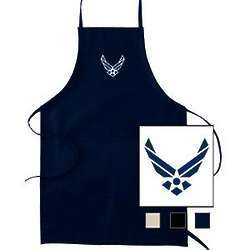 USAF Wings Two Pocket Apron