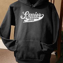 Senior Class Personalized Hooded Sweatshirt
