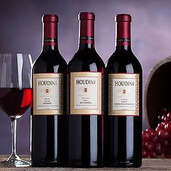 Houdini Napa Valley Red Wine Trio