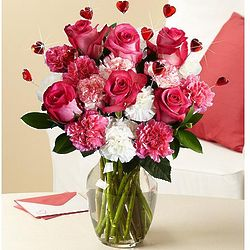 Lots Of Love Floral Bouquet