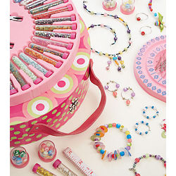 Girl's Jewelry Design Studio