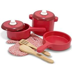 Kid's Kitchen Cooking Tools