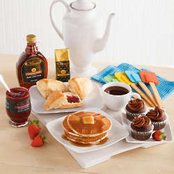 Ready-To-Make Breakfast Mix Gift Box