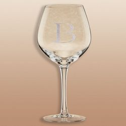 Tuscany Classics Engravable Red Wine Glasses