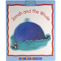 Jonah and the Whale Bible Story Board Book