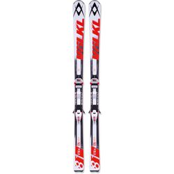 Men's Volkl RTM 81 Skis with Bindings