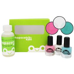 Kid's 4 Piece Vegan and Cruelty Free Nail Polish Fun Pack