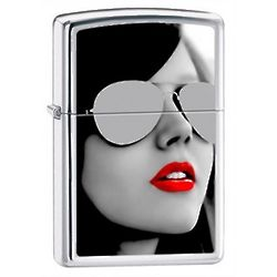 Personalized Sunglasses Zippo Lighter
