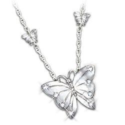 Butterfly Kisses Pendant