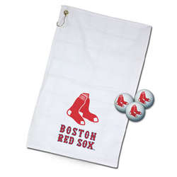 Red Sox Golf Gift Box Set