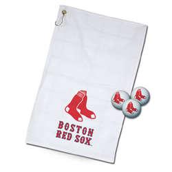 Red Sox Golf Gift Box Set