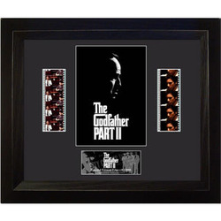 Godfather Part II Limited Edition Double Film Cell