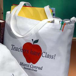School Teachers Have Class Tote Bag