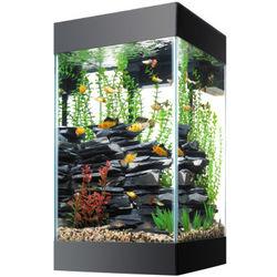 Deluxe 15 Gallon Column Aquarium Kit
