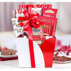 Holiday Sampler Gift Basket