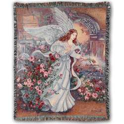 Angel of Love Throw