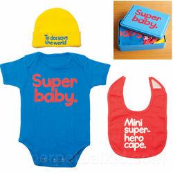 Super Baby Gift Set
