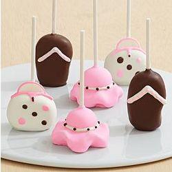 Handmade Mother's Day Cake Pops