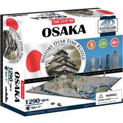 Osaka 4D Cityscape Puzzle