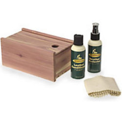 Women's Leather Shoe Care Kit