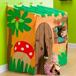 Enchanted Woodland Wall Tent