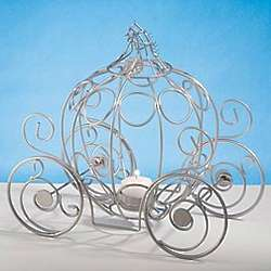 Fairytale Dreams Carriage Centerpiece