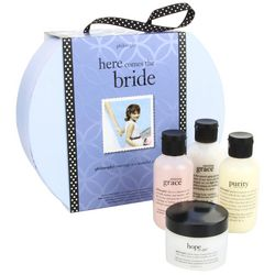 Here Comes the Bride Bath and Body Skincare Set