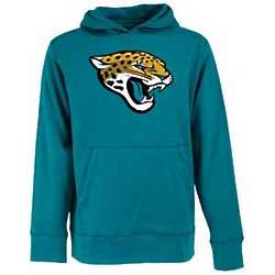 Jacksonville Jaguars Big Logo Signature Hooded Sweatshirt