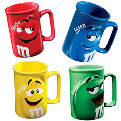 Personalized M&M Mug