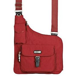Women's Lightweight Water-Resistant Messenger Bag