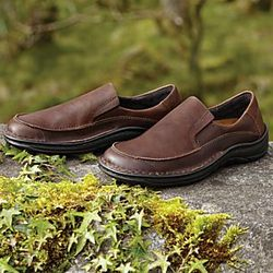 Men's Buffalo Leather Travel Shoes